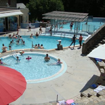Baths closed on May 1st and from Monday, June 11th till inclusive Sunday, June 24th